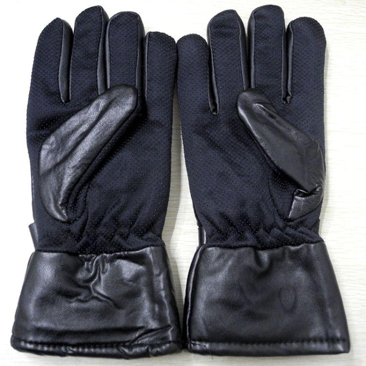 现货供应 加绒防寒棉手套 户外骑行手套 冬季保暖分指手套