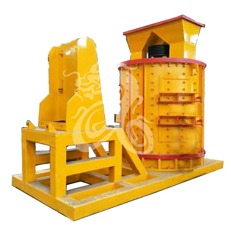 PFL1000复合式破碎机 数控变频板锤制砂机 制砂生产线设备
