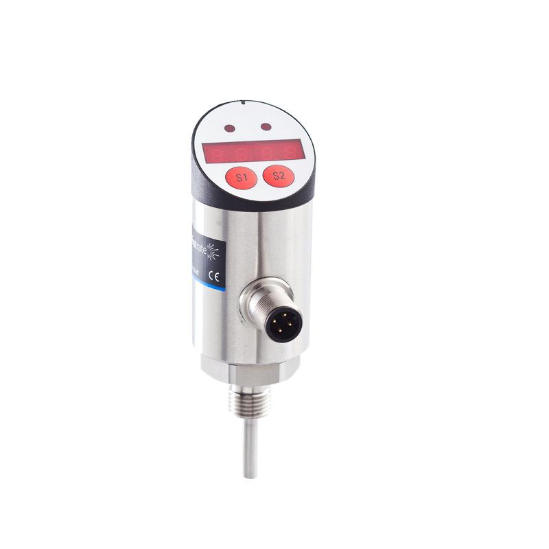 电子式温度开关 继电器温度开关 电流电压信号输出 LED数字显示