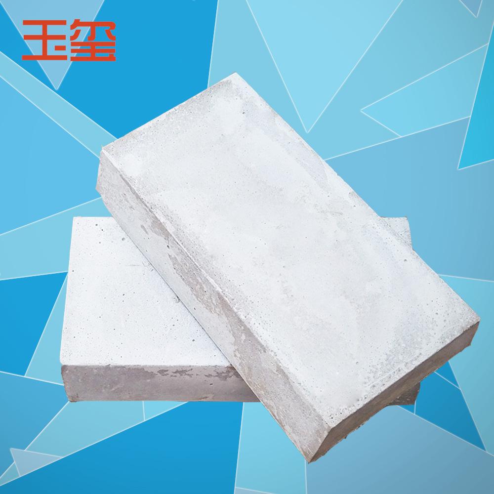 玉玺梯形磨块 厂家直销白刚玉磨块坚固耐磨 专业供应磨料磨具