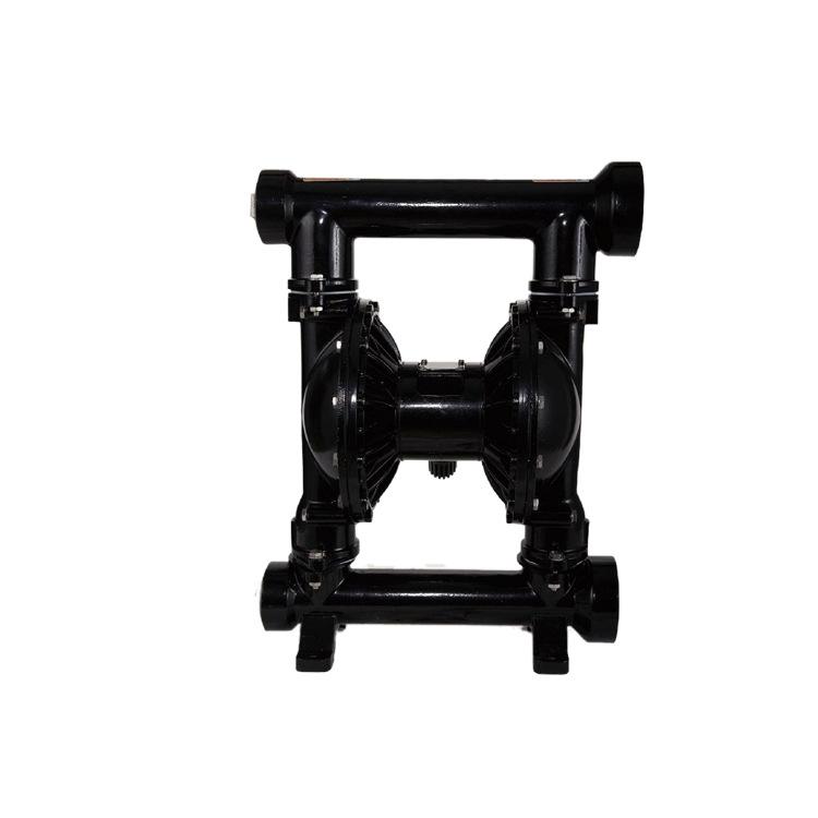 供应隔膜泵 QBY-40铸铁气动隔膜泵 无阻塞气动隔膜泵厂家直销