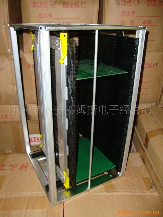 防静电355*320*563mm周转箱SMT上下料架PCB自动收集架米格立筐架