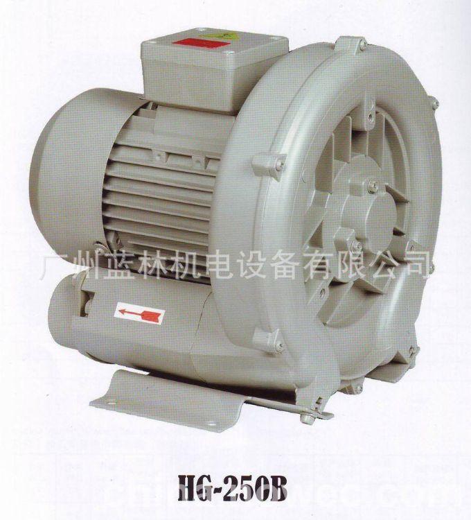 HG-180型高压漩涡风泵 广州广龙风泵厂 泳池专用风泵