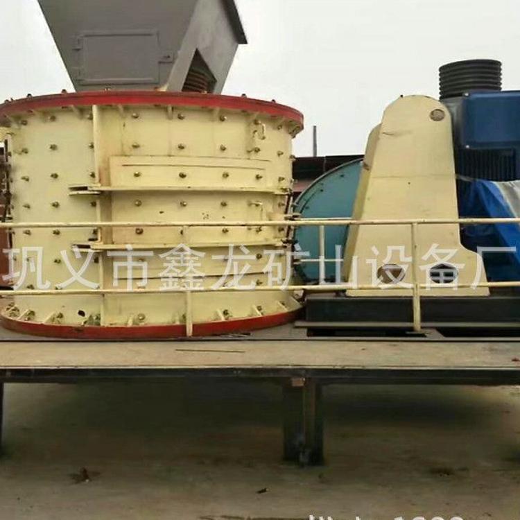 厂家直销河卵石大型立轴制砂机 花岗岩机制砂设备 数控变频制沙机制沙机械 制砂机械