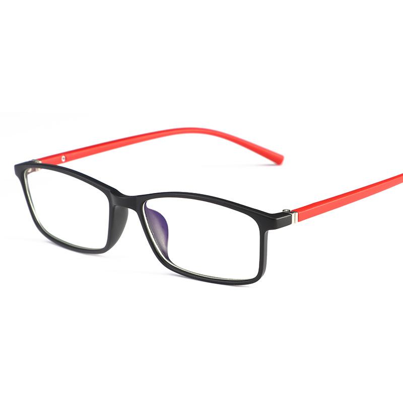 青少年负离子量子防蓝光护目镜防紫外线能量手机眼镜供货厂家8021
