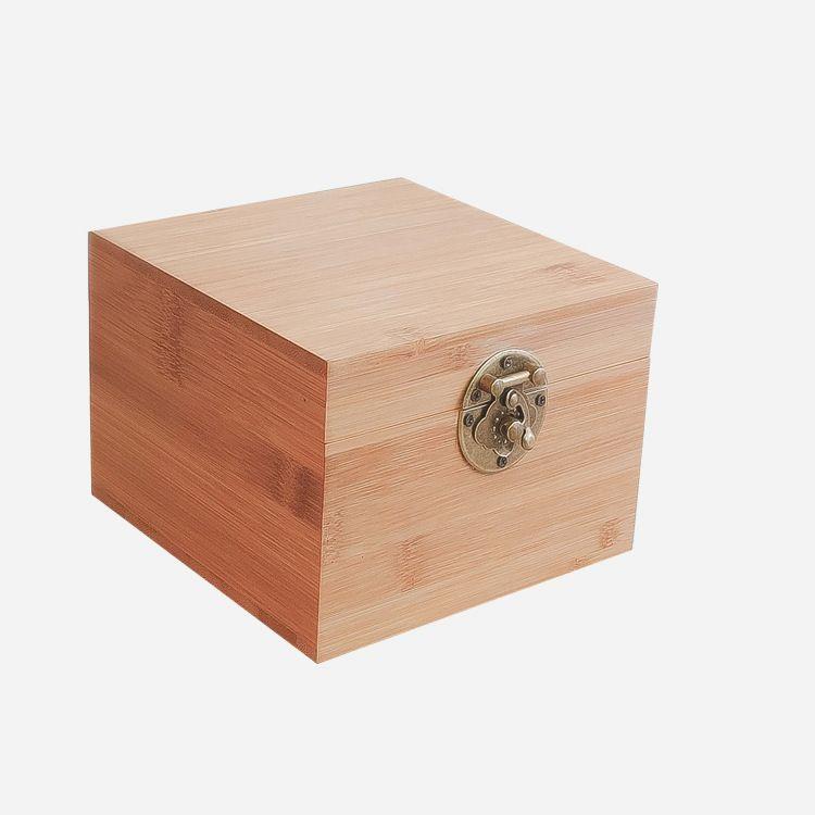 厂家定做木制收纳包装盒实木珠宝首饰盒平安果礼品盒通用茶叶木盒