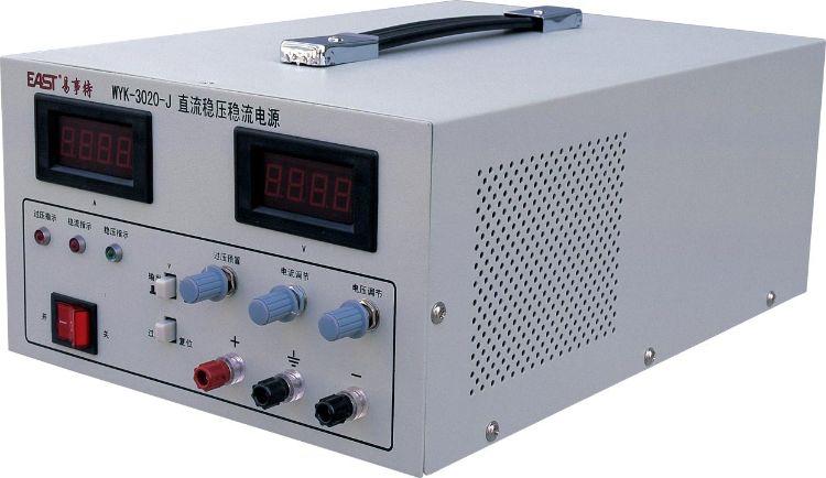 厂价供应易事特WYK-3010直流稳压稳流电源0~30V0~10A可调