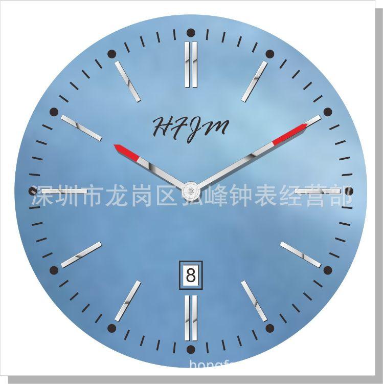 供应钻石面 柯式表面 腐蚀表面 手表表面彩印面 丝印面 手表表面