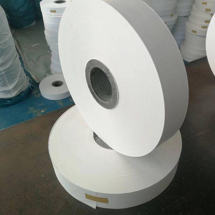 厂家现货批发无纺布带压花点子无纺布 电线电缆绝缘专用 耐高温