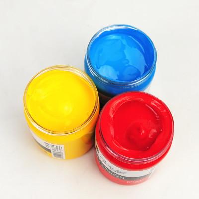 颜料调色盘幼儿园儿童绘画美术用品材料多功能水粉水彩画涂鸦创意
