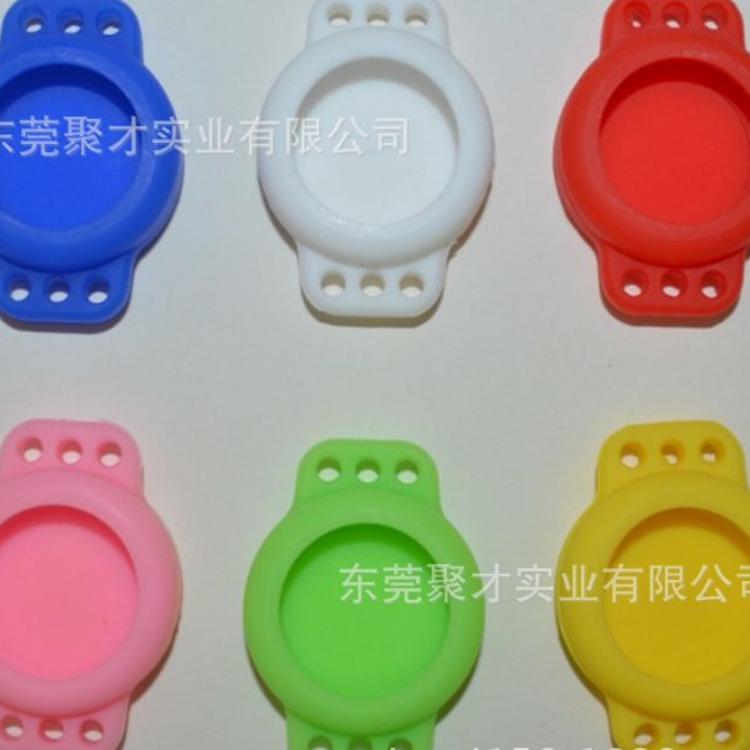 DIY橡皮圈编织手表套,彩色硅胶手表盘
