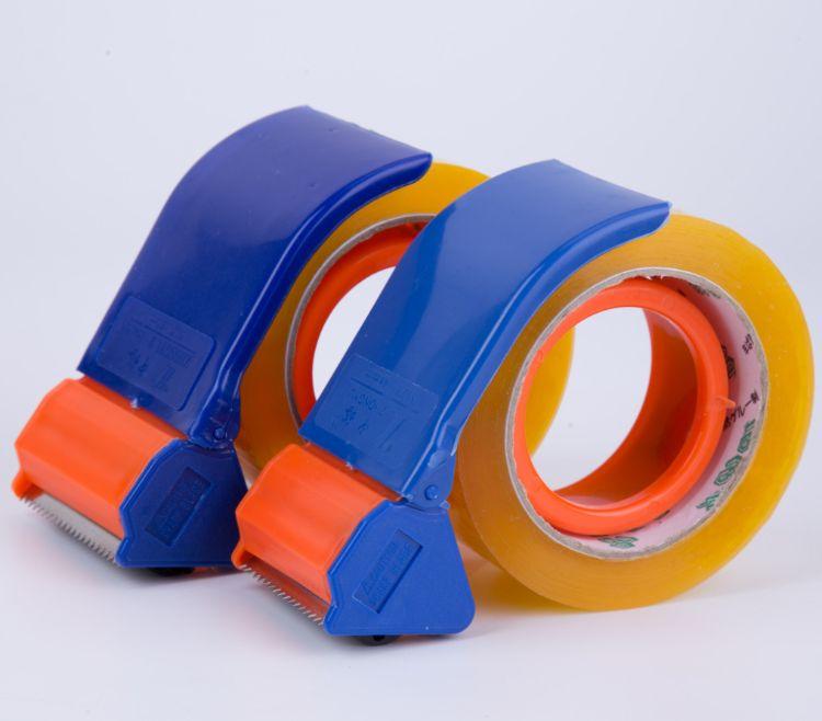 透明胶带打包封箱器 黄色胶带切割器 宽胶带切割器 封箱机切割刀