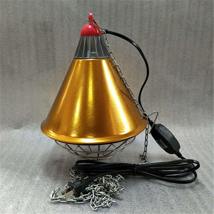 畜牧加温 取暖灯 烤灯 保温灯 防水防爆红外线保温灯 养殖加温