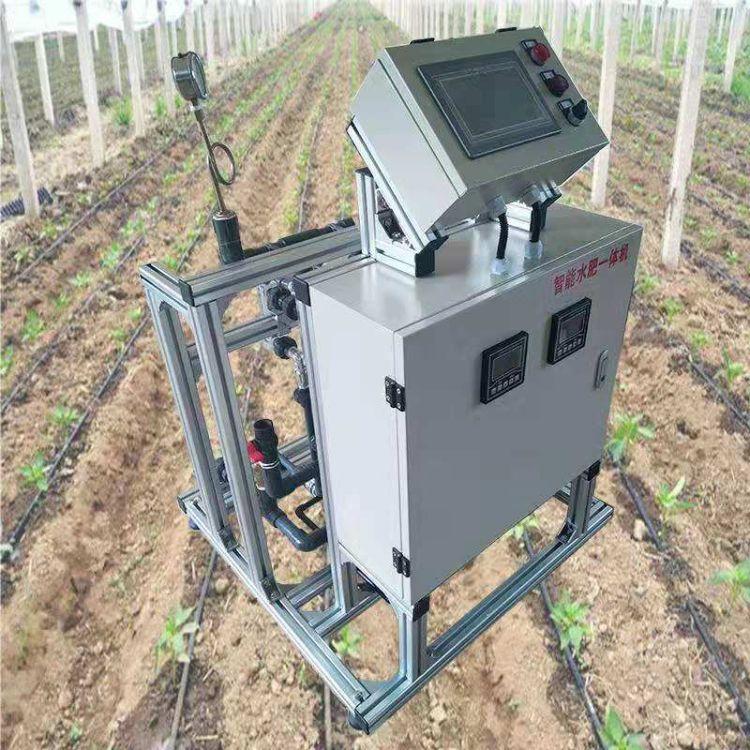 节水灌溉专用YN-BXE单通道水肥一体机 新款智能水肥一体设备