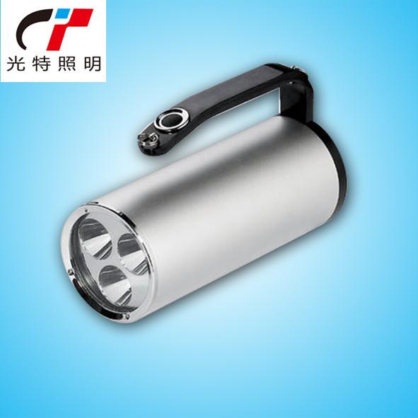 批发铝合金同款神火D8强光手电LED搜索灯大功率手提式防爆探照灯