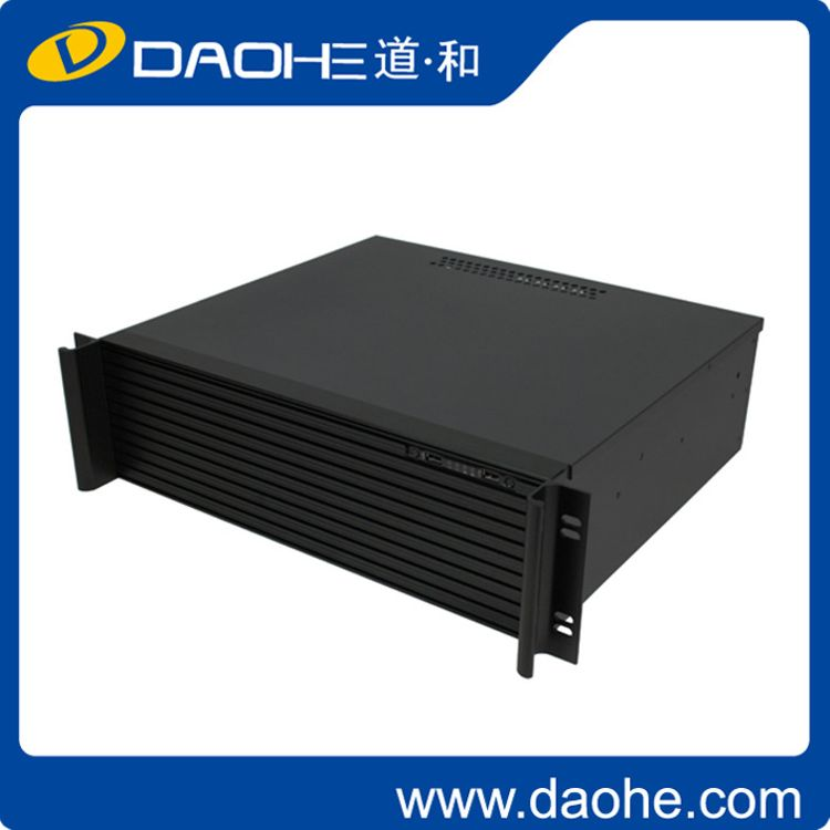 道和3U9盘非热插拔监控/NVR/工控/存储服务器机箱