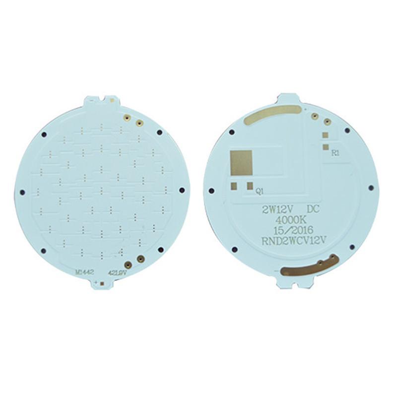 单双层LED铝基板 金属基线路板 MCPCB 高散热铝PCB 打样生产