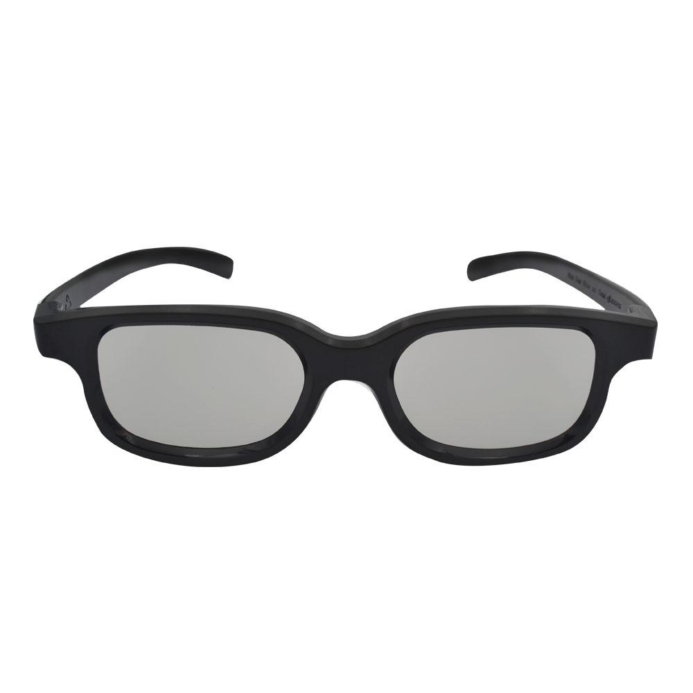 爆款3D眼镜偏光眼镜批发3D不闪式眼镜批发电影院专用眼镜