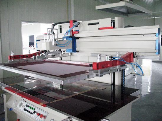 【金港】玻璃印刷机 玻璃半自动平面印刷机批发