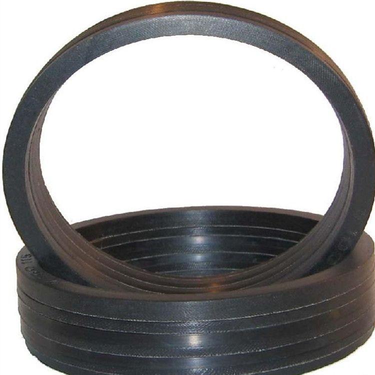 厂家生产各种橡胶密封件 V型组合油封水封