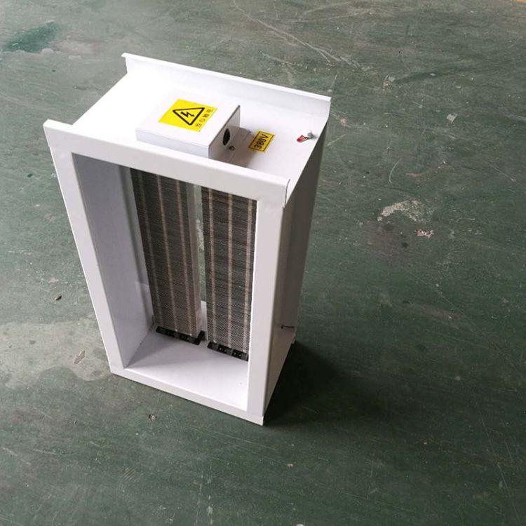 厂家直销风管加热器 管道式通风加热器