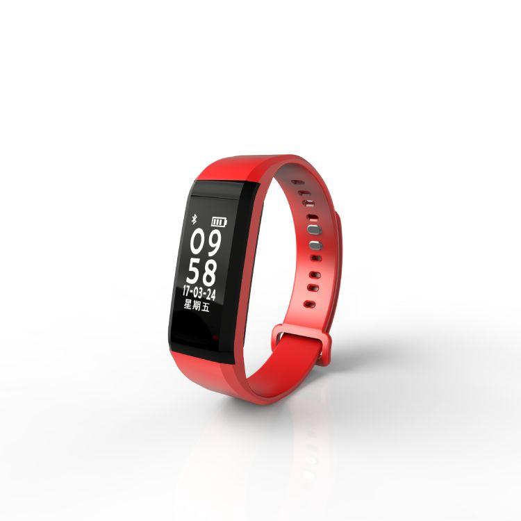 2018新款轻智能隔空触摸多功能休闲时尚潮流腕表防水功能男士手表