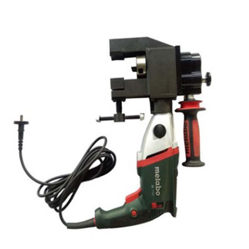外夹式小管径破口机选用德国麦太保品牌的电机作为电力驱动破口机