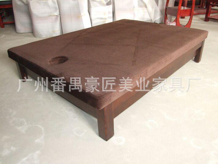 广州供应优质美容院专用美体床 SPA水疗理疗床 泰式按摩床 厂家直销