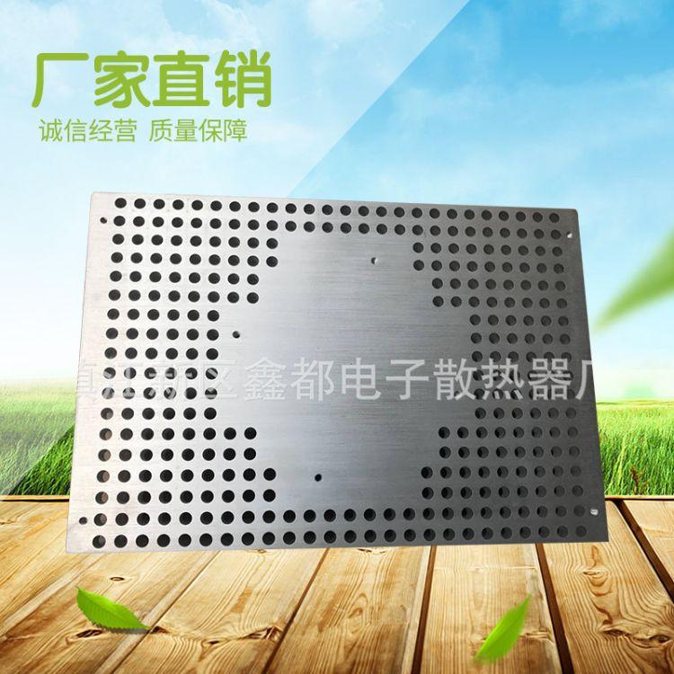厂家直供180X65LED工矿灯型材散热器 散热器铝合金太阳花 可定制