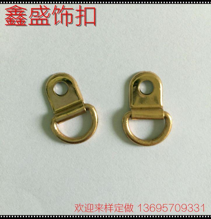 厂家直销鞋扣 鞋带扣 锌合金763扣 适用于多款鞋型 颜色多样