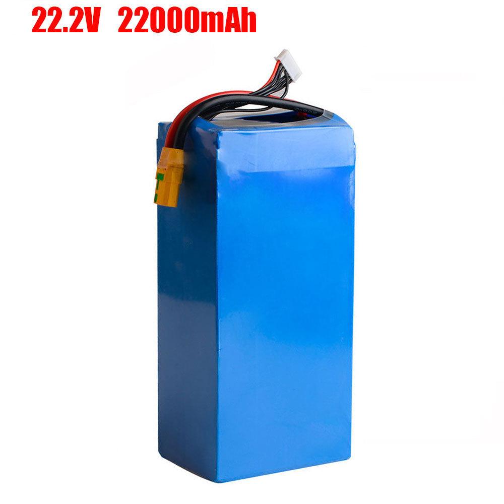 农业植保机无人机电池6S 22.2V  22000MAH 25C 锂电池组 ACE 电芯