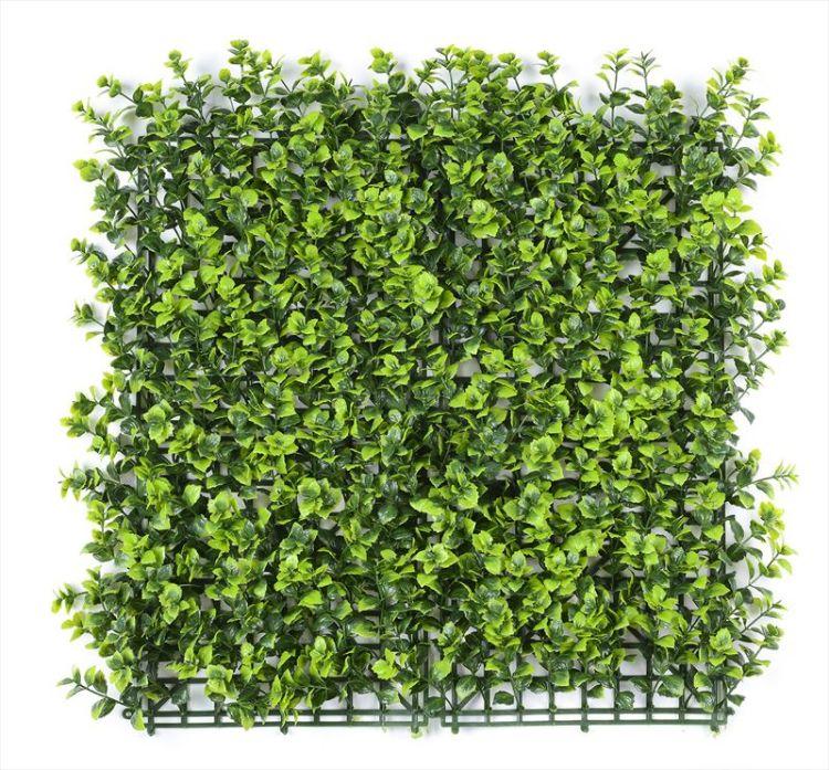 批发仿真草坪墙面装饰室内室外草皮尤加利绿色配材绿化假绿植墙