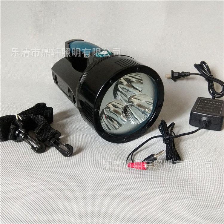 BW6100手提式防爆探照灯  LED光源 适用部队电力石化油田消防铁路