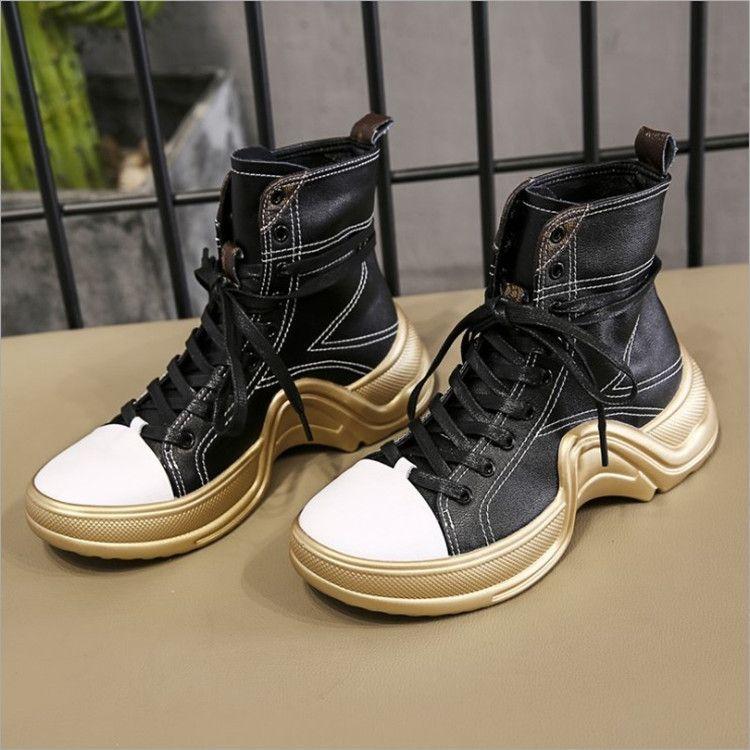 温州休闲女鞋厂家 运动风单鞋 板鞋 棉鞋女鞋来样加工高端定制