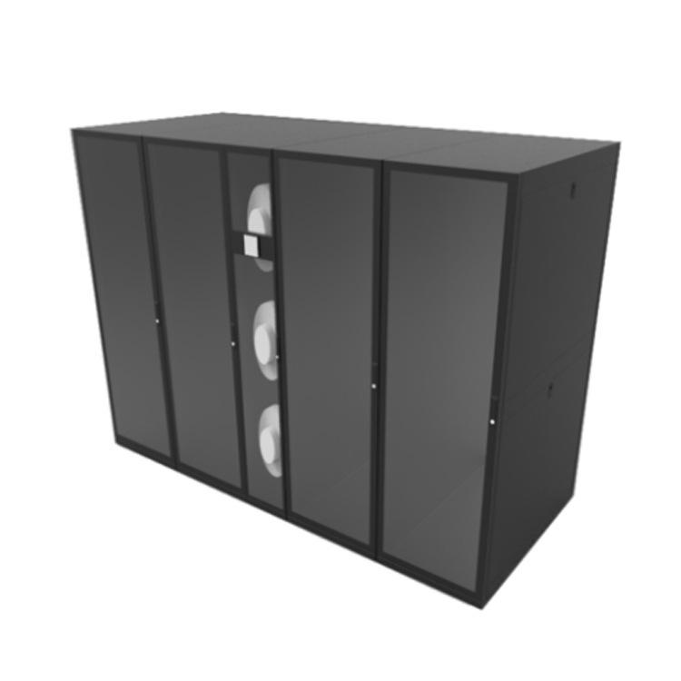 微模块数据中心冷通道 微模块一体化机房单排服务器机房机柜