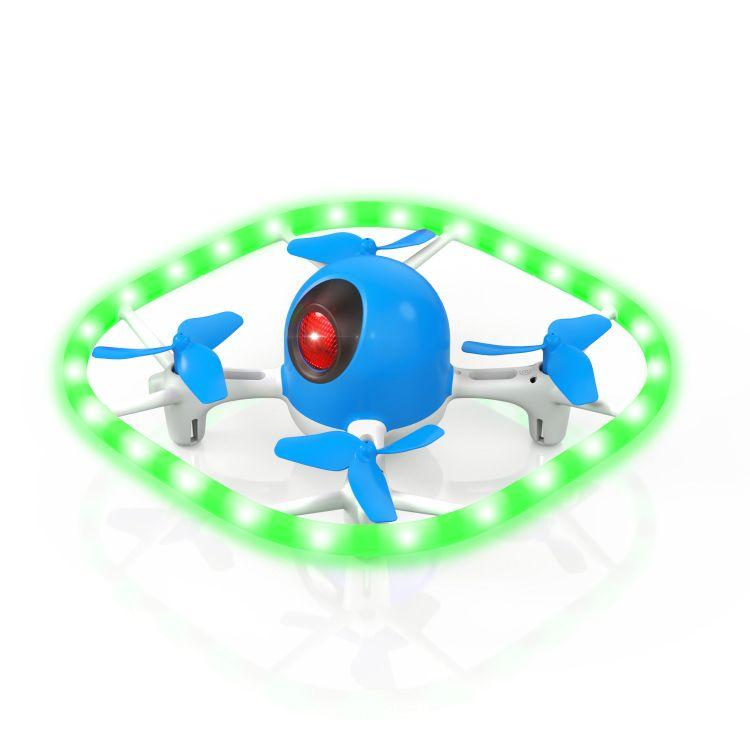 优迪U51 跨境爆款 四轴飞行器 遥控飞机 无人机 LED灯光