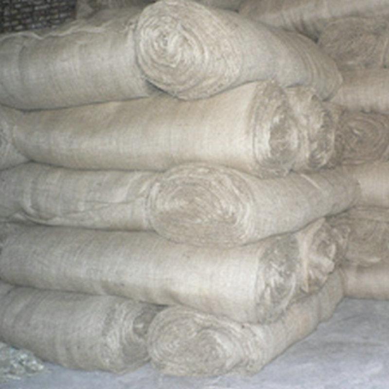 厂家供应天津万达黄麻布 箱包沙发装饰布麻布 耐用黄麻面料批发