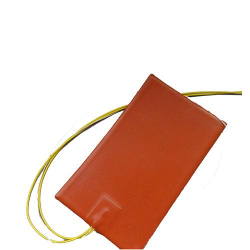 硅胶电热板保温电热片220v380v可挂弹簧和加保温层