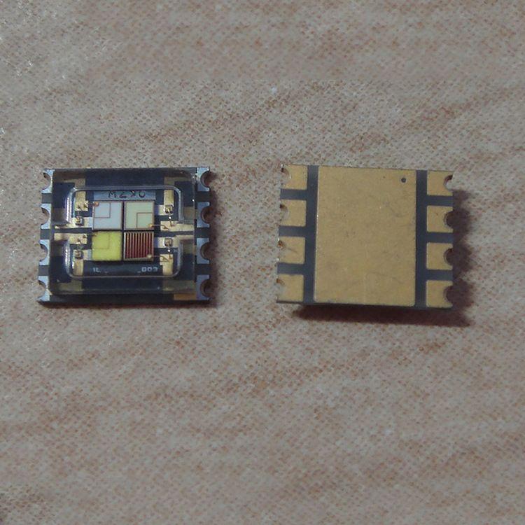 进口LE RTDUW S2W 15W欧司朗四合一舞台激光led彩色OSRAMrgbw灯珠