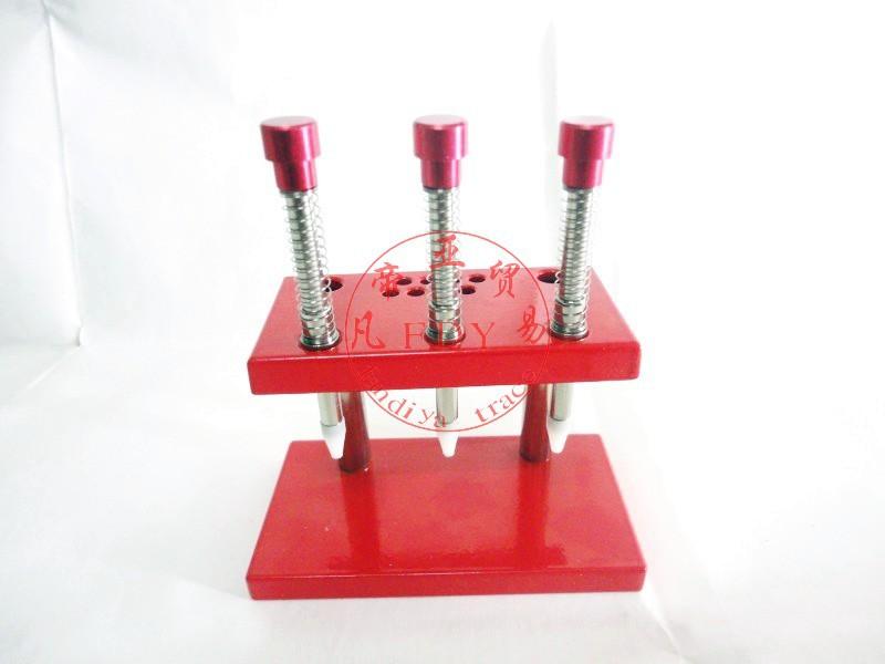 凡帝亚钟表工具 手表装针机 三针装针器 装表针工具