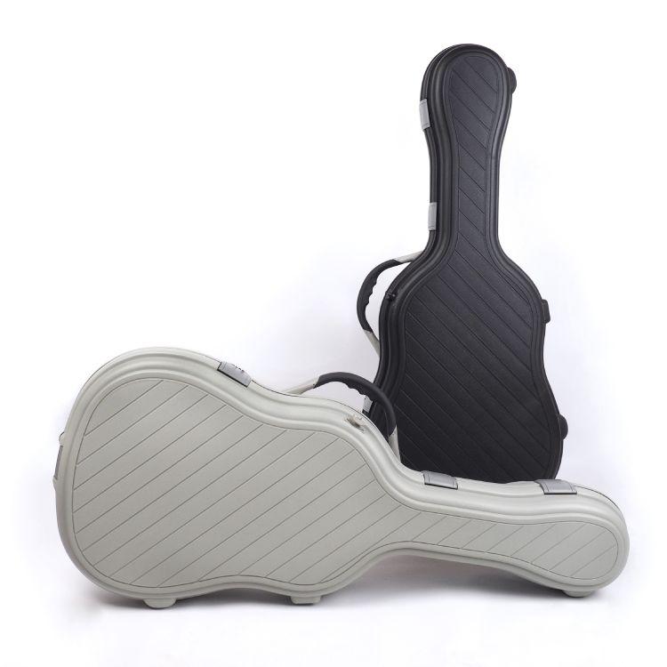 Prefox CA101 民谣木吉他琴箱琴盒硬盒旅行盒吉他配件