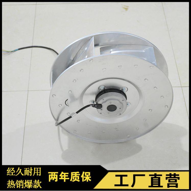 厂家专业定制高压离心风轮 换气通风排烟 后倾离心叶轮