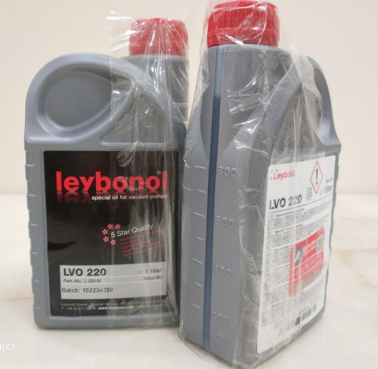 原厂Leybold LVO220真空泵油 莱宝LVO220真空设备专用润滑油 1L装