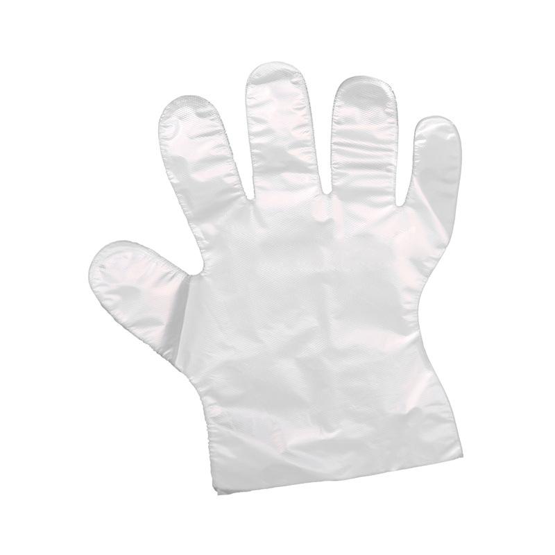 PE检查手套 一次性手套 一次性用品 用于美容院食品等行业