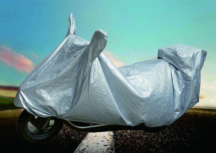 牛津布摩托车电瓶车防水罩顺前雨衣防水罩