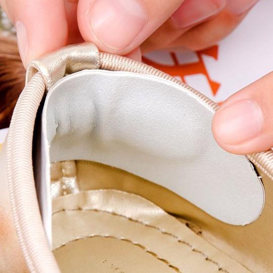 厂家直销仿猪皮后跟贴 粘性不跟脚鞋贴 大一码鞋垫