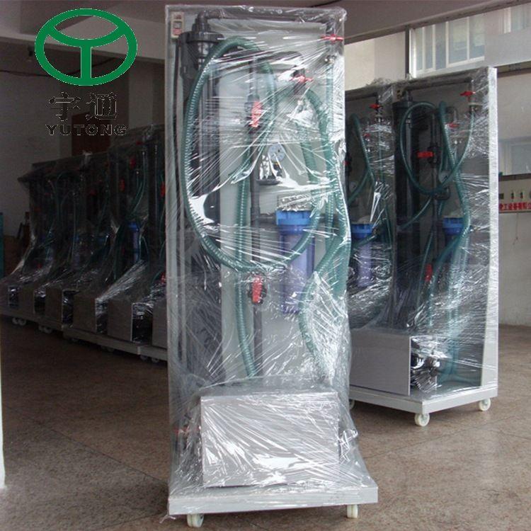 实力厂家生产中型电泳回收超滤机 涂装行业100L电泳设备