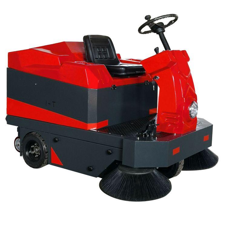 直销驾驶式扫地机1450 小区工厂园区地下车库用 驾驶式扫地机