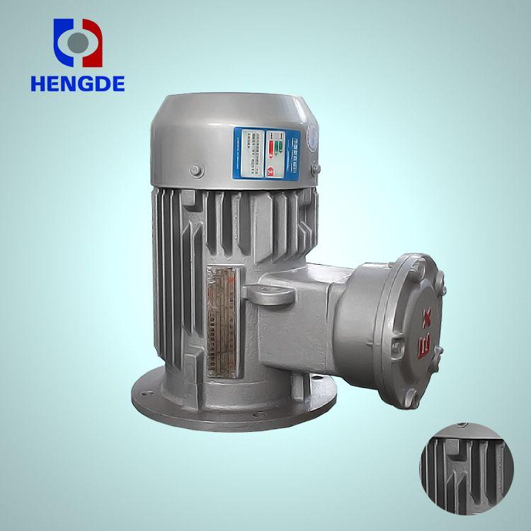 厂家直销 亨得 YB3系列防爆电机 YB2 YVF2系列 三相异电动机