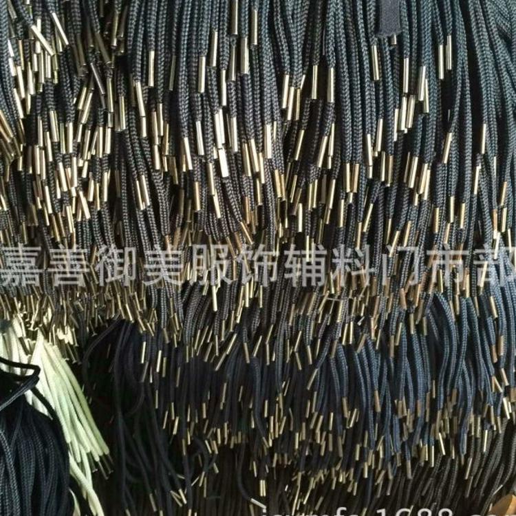 厂家生产直销铜质鞋带头织带头